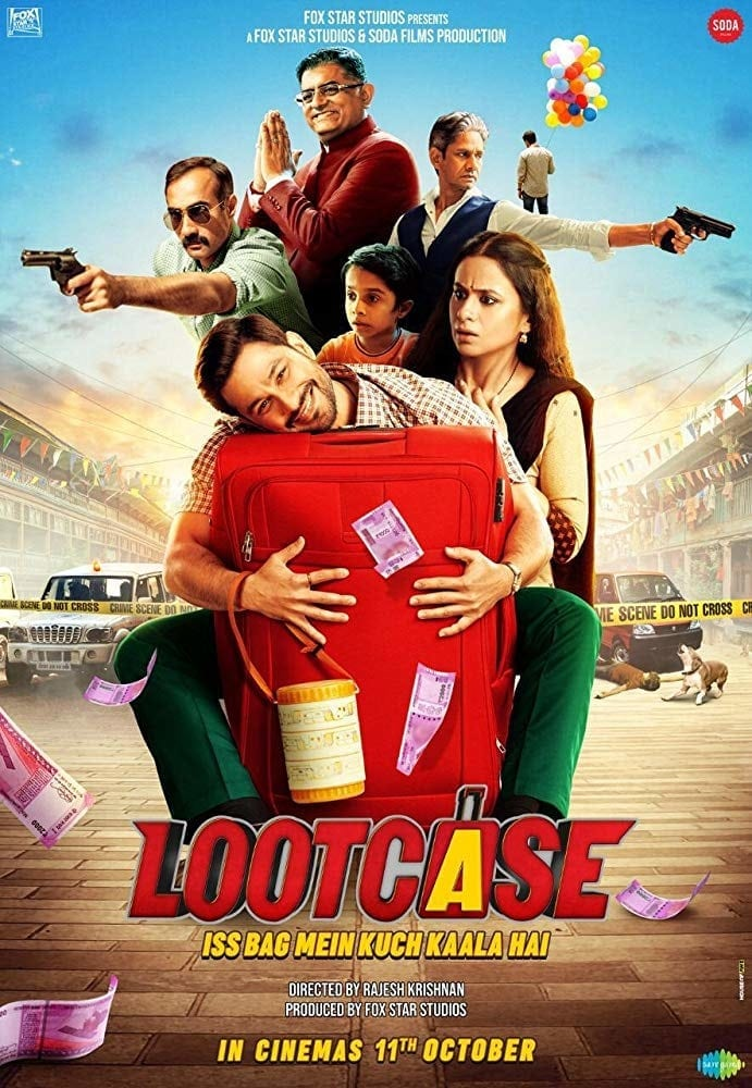 Watch Lootcase Full Movie Online For Free In Hd